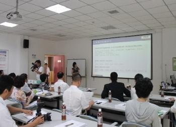 """Gap Challenging Program""-富山县学生第二回中国大连企业实务研修"