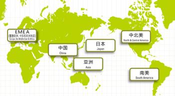 世界6大地区经营体制