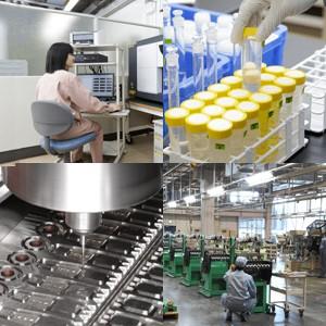 强化技术开发能力,提高集团事业竞争力